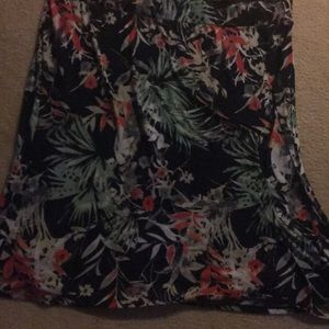 Faded Glory Skirts - Plus size skirt